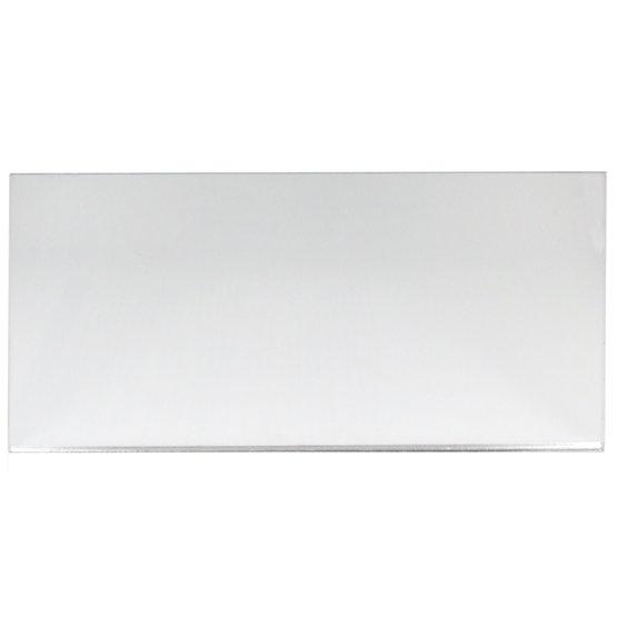 Sample - silver mirror plexiglass for laser cutting