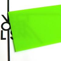 Superficie - plexiglass verde chiaro per il taglio laser