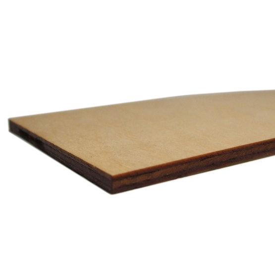 Bordi tagliati - compensato di betulla per il taglio laser