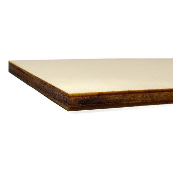 Cut edges - poplar plywood for laser cutting