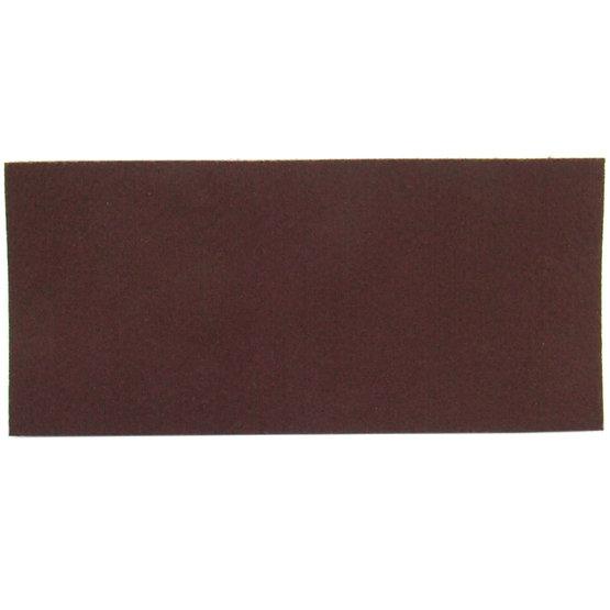 Sample - brown felt for laser cutting