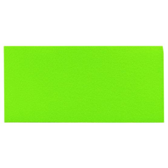 Sample - light green felt for laser cutting