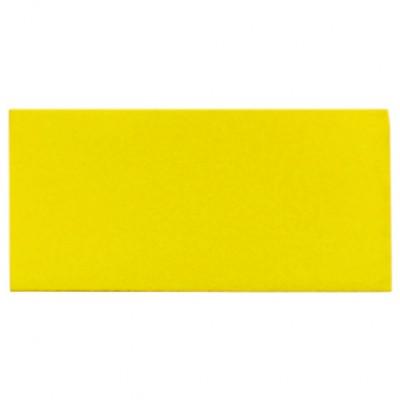 Campione - feltro giallo per il taglio laser