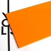 Superficie - plexiglass mandarino per il taglio laser