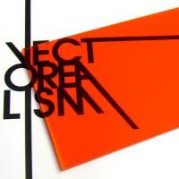 Superficie - plexiglass arancione trasparente per il taglio laser
