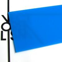 Superficie - plexiglass celeste per il taglio laser