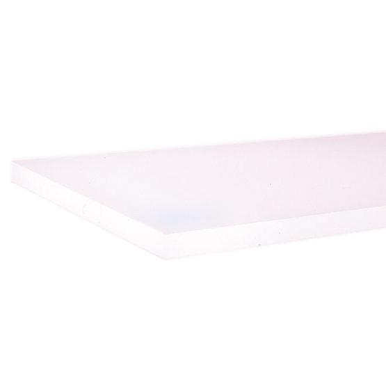 Bordi tagliati - Plexiglass perlato blu per il taglio laser