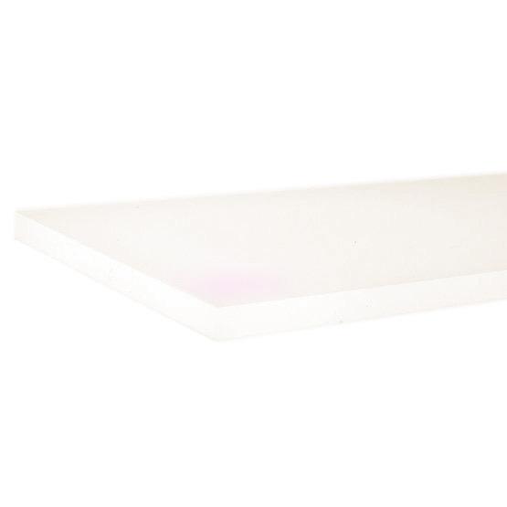 Bordi tagliati - Plexiglass perlato rosa per il taglio laser