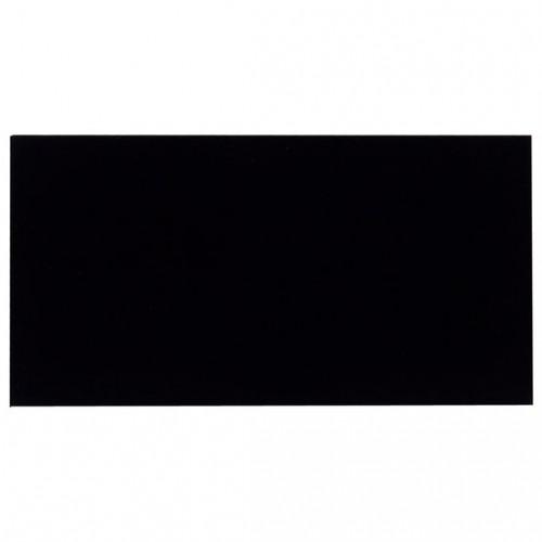 Campione - plexiglass nero per il taglio laser