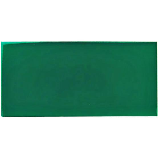 Plexiglass verde foresta trasparente