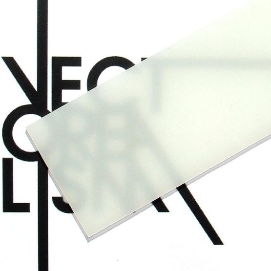 Plexiglass opalino