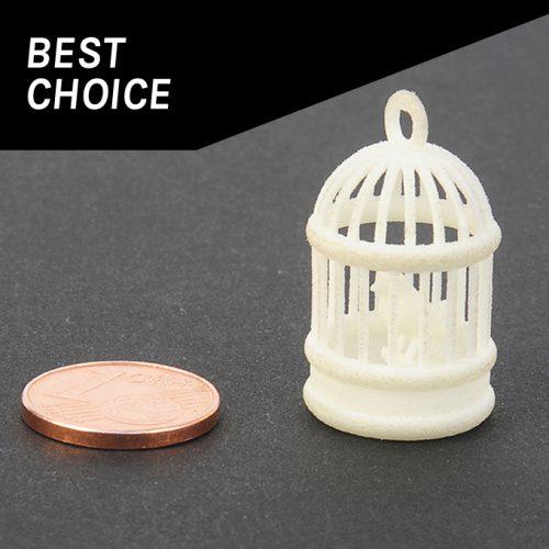 Plastica bianca per stampa 3D sls - prototipazione rapida