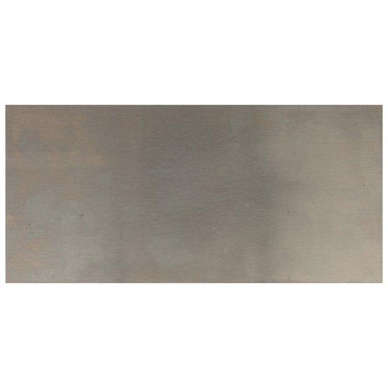 Taglio laser alluminio - campione