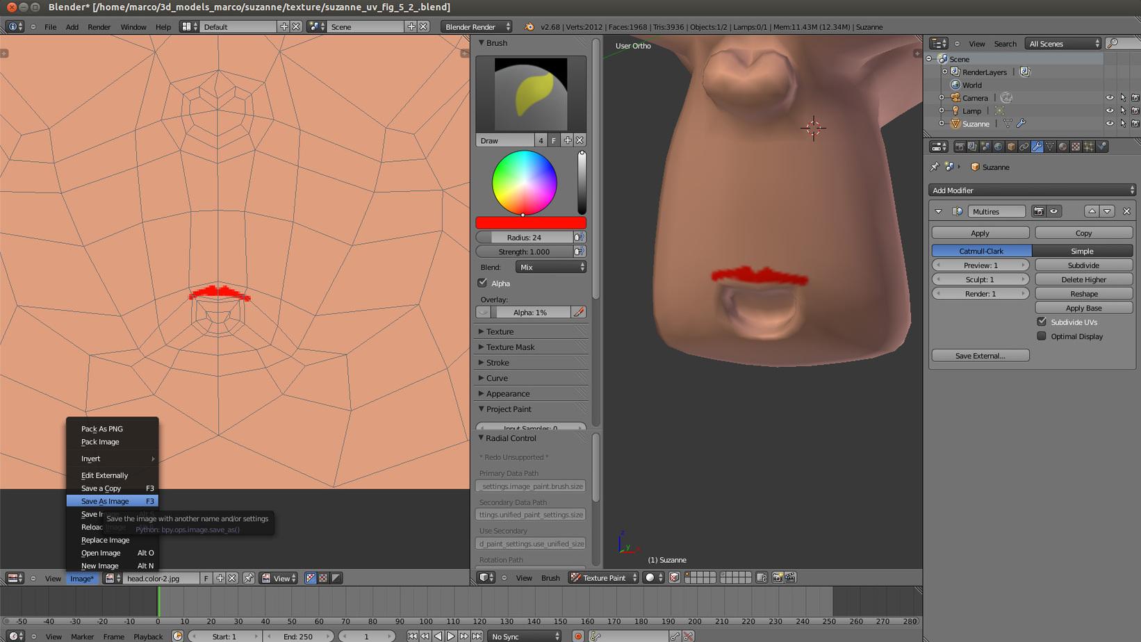 fig_15_ Blender UV editor