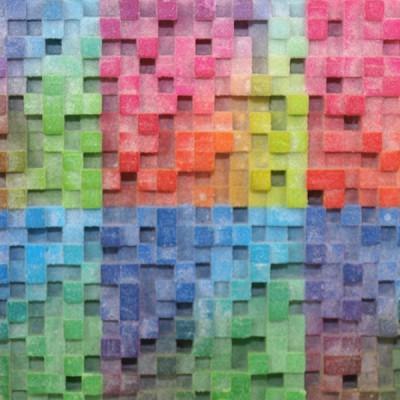 Polvere multicolor per la stampa 3D