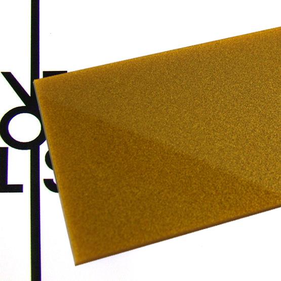 Plexiglass oro metalizzato - superficie