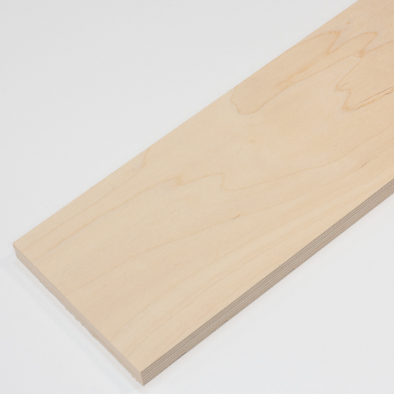 Birch plywood - surface