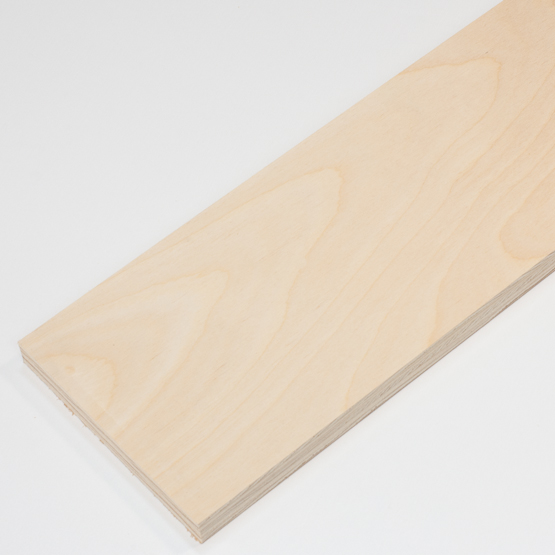 Multistrato di pioppo - superficie