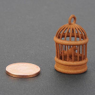Plastica beige per stampa 3D - campione