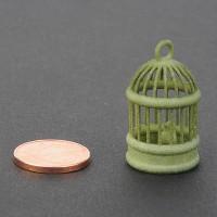 Plastica verde per stampa 3D - campione