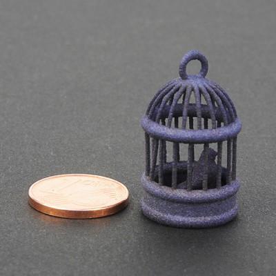 Plastica blu notte per stampa 3D - campione