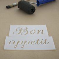 Realizza stencil personalizzati
