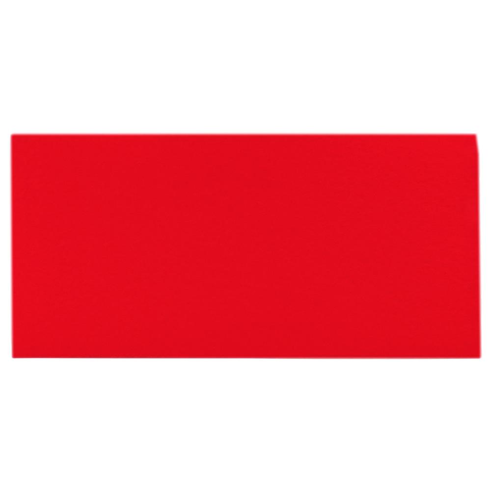 Red felt - sample