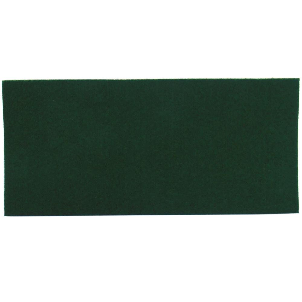 Dark green felt - sample