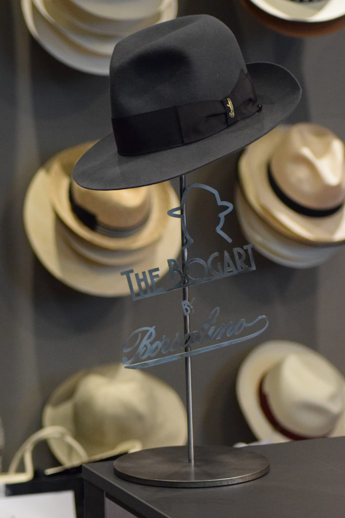 Borsalino hat stand | The Bogart