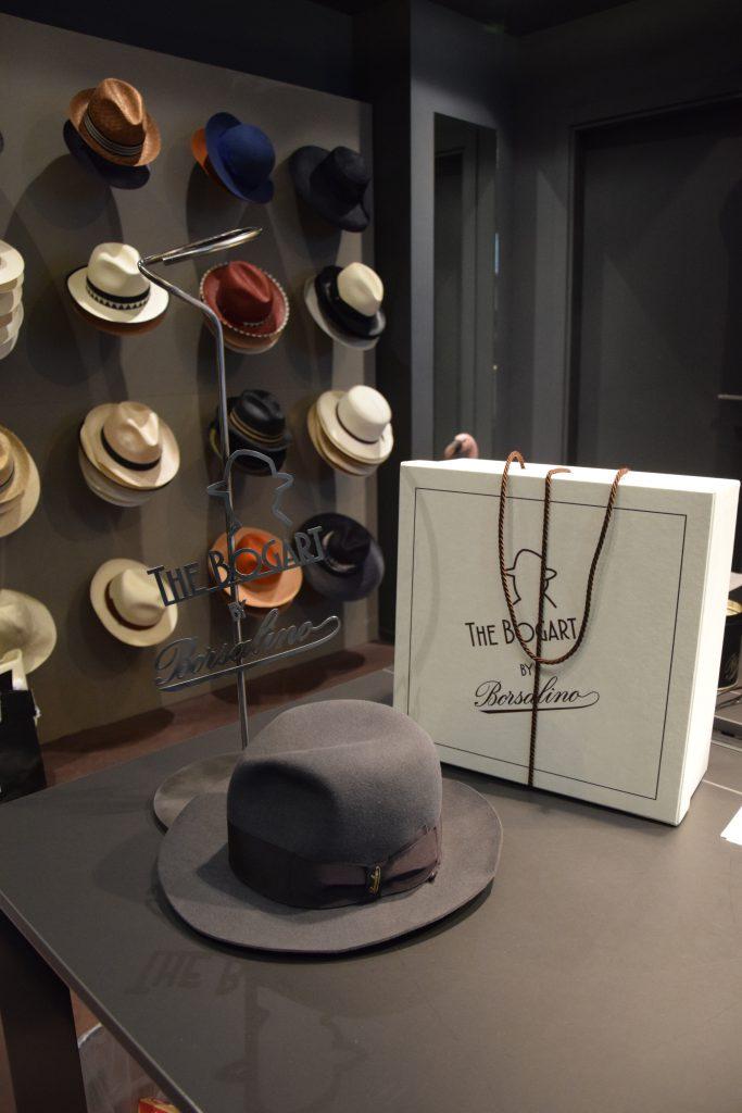 Borsalino espositore per cappelli