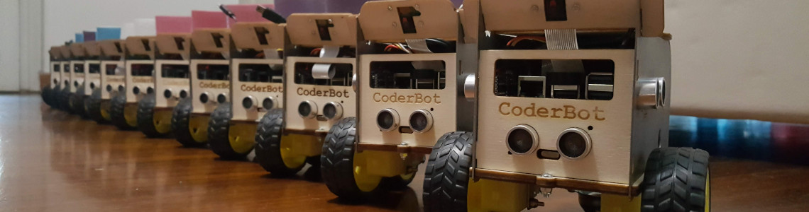 CoderBot robot