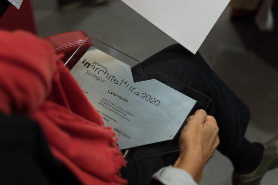 Targa premio in plexiglass IN/ARCH